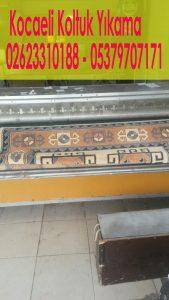 Kocaeli halı yıkama fabrikası